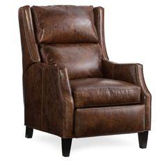 Bradington-Young Thomas Lounge Chair Finish: Casablanca, Upholstery: 901200-65