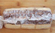 Prajitura cu biscuiti si banane - Desert De Casa - Maria Popa Rum, Camembert Cheese, Dairy, Bread, Food, Brot, Essen, Baking, Meals