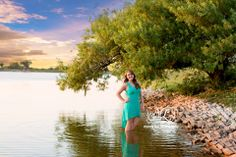 On location senior photography session in the water https://www.facebook.com/pages/Mandy-Lee-Photography/113937515377935