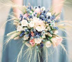 Bruidsboeket trends van 2015 | ThePerfectWedding.nl