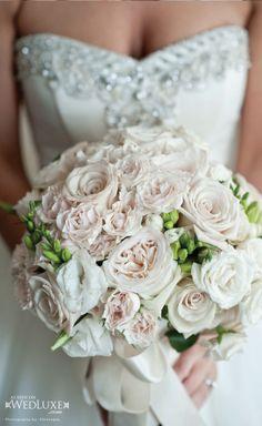 Bouquet Pale Pink