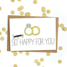 Wedding Gift Card Expressions : card wedding, gift engagement marriage greetings card best friend card ...