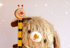 Mohair teddy bear , Plush bear, mohair plush, amigurumi Teddy Bear. toys, gift ideas
