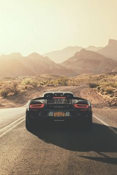 Beautiful 918 Spyder