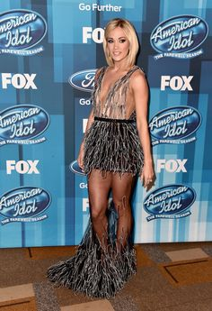 """Carrie Underwood Photos Photos - Recording artist Carrie Underwood attends FOX's """"American Idol"""" Finale For The Farewell Season at Dolby Theatre on April 7, 2016 in Hollywood, California. at Dolby Theatre on April 7, 2016 in Hollywood, California. at Dolby Theatre on April 7, 2016 in Hollywood, California. - FOX's 'American Idol' Finale For The Farewell Season - Arrivals"""