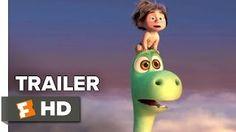 "The Good Dinosaur ""20 Years Of Pixar"" Trailer (2015) - Animated Movie HD"