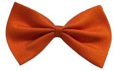 Andrea's Bow Tie in Orange – Underdog Supplies -- Andrea Rainey was diagnosed with a form of leukemia and is currently receiving aggressive medical treatment for her condition. All proceeds of this bow tie will go to benefiting Andrea's Medical bills and travel expenses.The Orange Bow Tie signifies Leukemia Awareness!