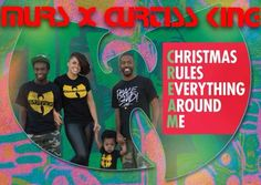 """[ The Distribution ] Murs """"Christmas Rules Everything Around Me"""" (prod by Curtiss King)"""