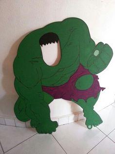 Hulk En madera