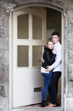 Couple on a portrait photoshoot http://clairegill.photography