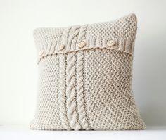 Hey, j'ai trouvé ce super article sur Etsy, chez https://www.etsy.com/fr/listing/121054616/cable-tricot-oreiller-couverture-etui-en
