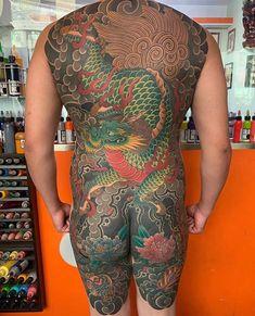 Back Piece Tattoo, Back Pieces, Tattoos Gallery, Body Tattoos, Irezumi, Full Body, Photo And Video, Pants, Taiwan