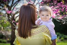 Mommy and Me Session | Mommy and Me Pose | Spring Family Pictures | Summer Family Pictures | Captured by Clay Photography