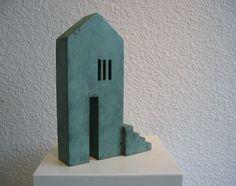 bronzen huisje 1