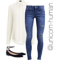 Untitled #523 by unicorn-human on Polyvore featuring polyvore fashion style Joseph New Look