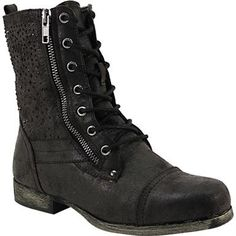 Mia Courtney Boots - Girls Rogan's Shoes, Combat Boots, Girls, Fashion, Toddler Girls, Moda, Daughters, Fashion Styles, Maids