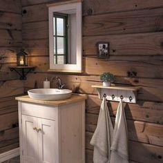 Baderomsmøbler fra Hyttetorget.no 💙#hyttetorget Double Vanity, Bubble, Architecture Design, Shabby, Cottage, Bathroom, House, Inspiration, Interior Ideas