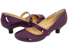 Gabriella Rocha Ginger Purple Patent Leather - 6pm.com