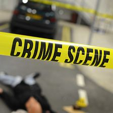 Crime scene forensics: How does it work?