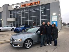 Thank you, John, for buying the 2011 #Audi A4 Wagon! See what else we have in store! http://crsautomotive.com/  #Audi #HamOnt #Oakville #Burlon #Ancaster #Ontario #Canada