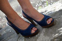 Tamaris Blue | Lady of Style