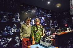 @Locatelli Diego e Roberto Cifarelli #Blue note 2013 - 10years for the temple of #jazz!
