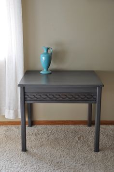 Braid trim table