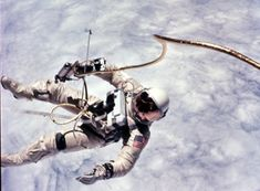 alienspaceshipcentral:    Im coming back in and its the saddest moment of my life.  Ed White expresses his sorrow at the conclusion of the first American spacewalk during the Gemini 4 mission on 3 June 1965.