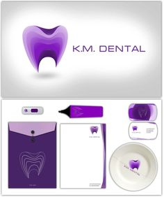 Logo design  Branding for dental clinic