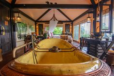 Four Seasons.tented camp Chiang Rai | Travel Tag: Four Seasons Tented Camp, Golden Triangle + Chiang Mai
