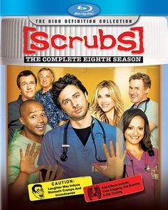 Scrubs: Season 8 [Blu-ray] ABC Studios https://www.amazon.com/dp/B0029R81BW/ref=cm_sw_r_pi_dp_jqfMxbXGVD9CW