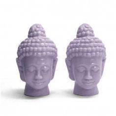 Molde de Dos Cabezas de Buda, para para hacer jabon, son sencillisimos de utilizar.