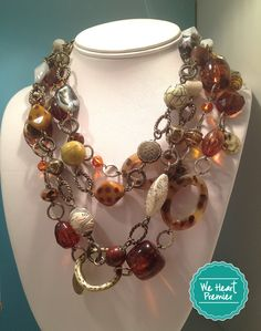 {Premier Designs Combo} Wild At Heart & Honey ~ #PremierDesigns jewelry #weheartpremier