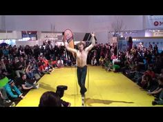 GIBBON Slackline Contest at ISPO 2010 - Official Video Worldoftomorrow  64 videos Subscribe Subscribed