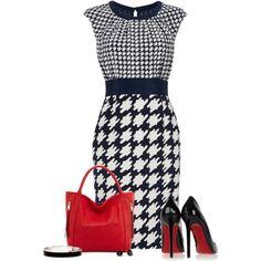 """Loving this dress"" by mommygerloff on Polyvore"