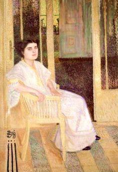 Smaragda Berg, 1906-1907  Richard Gerstl