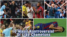 10 Wasit Kontroversial Di Liga Champions
