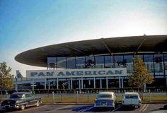 Pan Am Worldport at JFK.