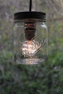 Made by me: Lamper av Norgesglass