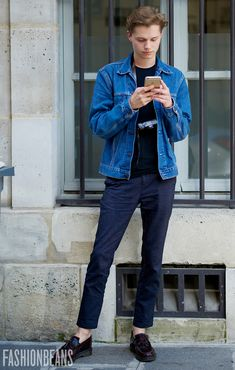 Anonymous's Style | Street Style Photos at FashionBeans.com
