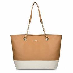Außergewöhnliche Handtasche aus gutem PU Leder mit schönem Glanz und hochwertiger Qualität. Ausgestattet mit mehreren funktionalen Taschen, Geldbörse, Gesichts-Pflege, Handy und Make-up können gut eingepackt werden. Hochwertiges Leder: extrem weich und bequem, und zeigt die Tasche ihre Eleganz.