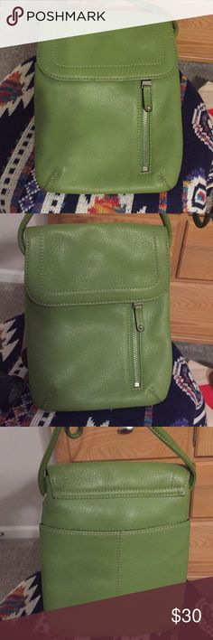 NWT! Tignanello Crossbody Bag New tags were cut off but will be with bag. Perfect condition! Great travel, Market and you need hands free day! Great back pocket and side zippered pocket on front. I ship the same or next business day! Tignanello Bags Crossbody Bags