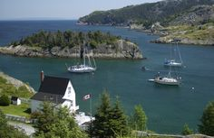 Brigus, Newfoundland <3