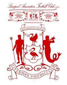 Liverpool FC - 1930's Letterhead