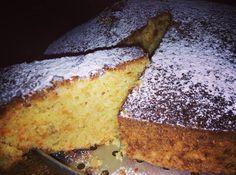 Torta di carote, arance e mandorle  #torta #carote #arance #mandorle #cake #delicious #fantastic #love #buonissima #sana #deliziosa