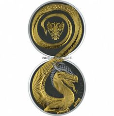 Silver Coins, Submissive, Monet, Beast, Crown, Boutique, Metal, Gold, Silver Quarters