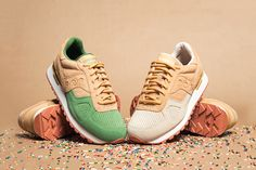 "Saucony Shadow Original ""Cannoli"" Pack"