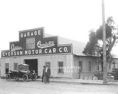 Cadillac Overland Dealership 1910s. 8x10 photo print. $12.95.