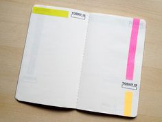 DIY travel journal page by momentstolivefor