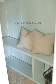 How to transform your closet on a budget. www.osiemoats.com